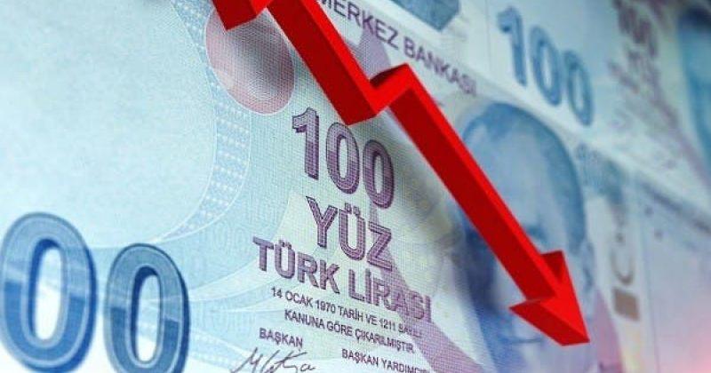 ერდოღანის გადაწყვეტილების გამო, თურქული ლირა 15%-ით გაუფასურდა