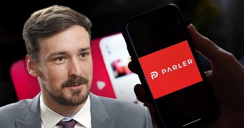 PARLER-ის წინააღმდეგ სარჩელს დამფუძნებელი და ყოფილი CEO, ჯონ მეტსი, ამზადებს