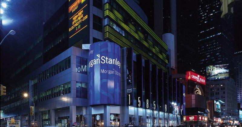 MORGAN STANLEY პირველი მსხვილი ბანკია, რომელიც ბიტკოინთან წვდომის საშუალებას იძლევა