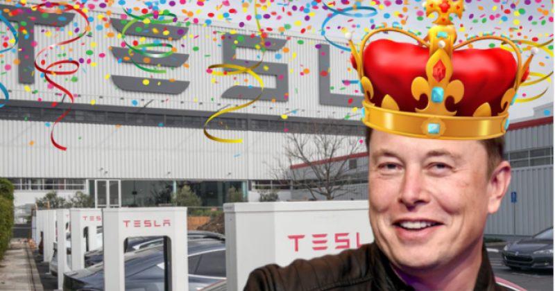 ილონ მასკმა ახალი ოფიციალური ტიტული მიიღო - Technoking of Tesla