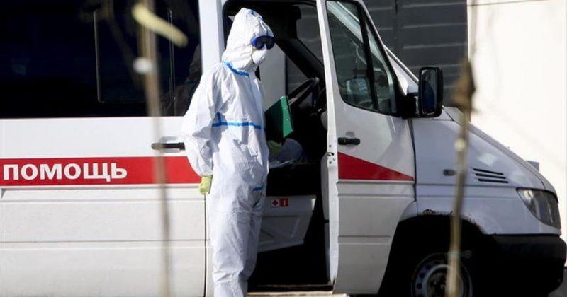 რუსეთში კორონავირუსით გარდაცვლილთა რიცხვმა 200 000-ს გადააჭარბა
