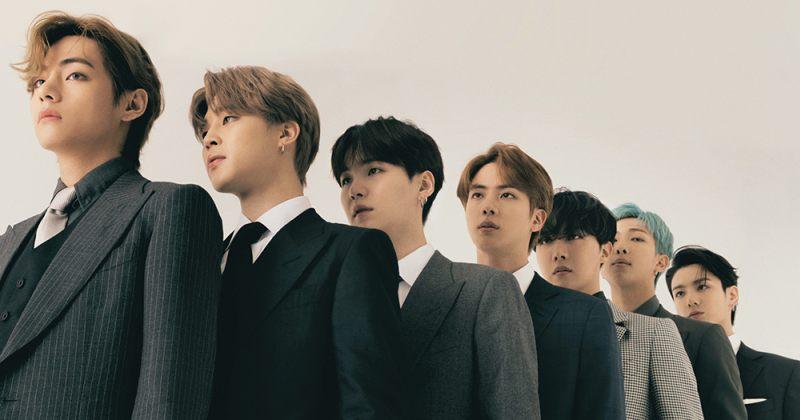 BTS გასული წლის ყველაზე გაყიდვადი მუსიკალური პროექტია