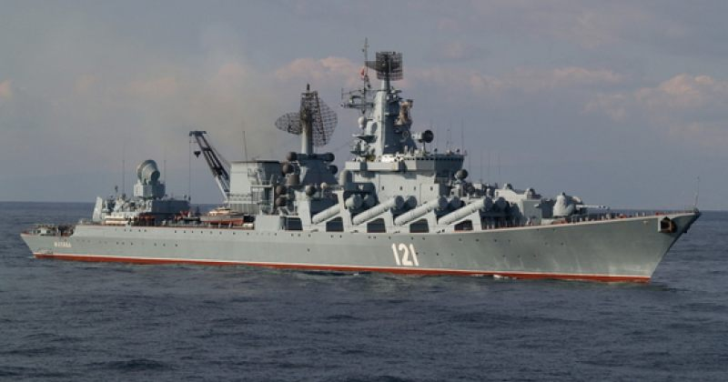 რუსეთი შავ ზღვაში საზღვაო წვრთნებს ატარებს
