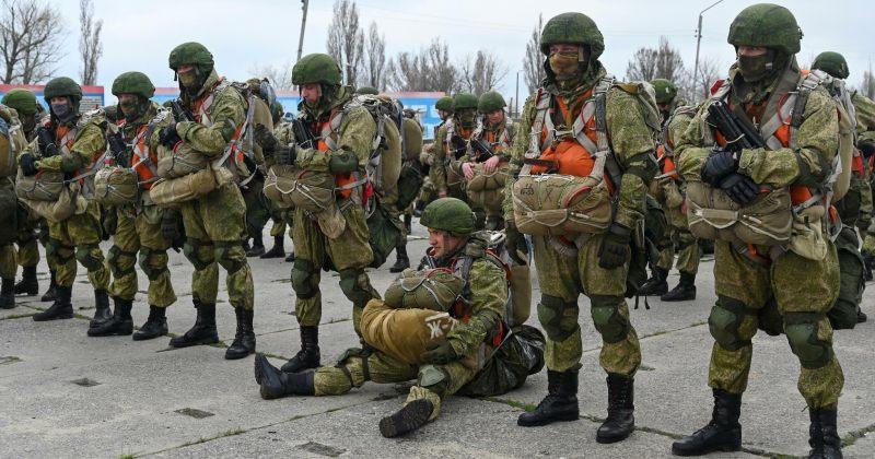 80 000-მდე რუსი სამხედრო უკრაინის საზღვრებთან ჯერ კიდევ რჩება