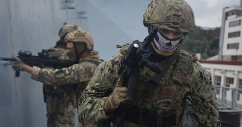 უკრაინა: NATO-სთან სამხედრო წვრთნები რამდენიმე თვეში დაიწყება