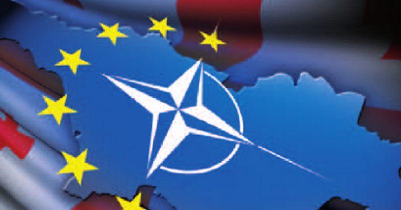 IRI: ევროკავშირში საქართველოს გაწევრიანებას მხარს 67% უჭერს, NATO-ში - 59%