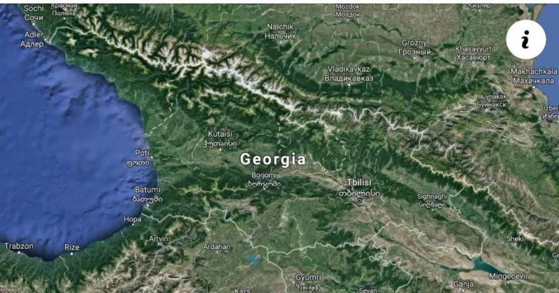 საქართველოში 3.4 მაგნიტუდის მიწისძვრა მოხდა