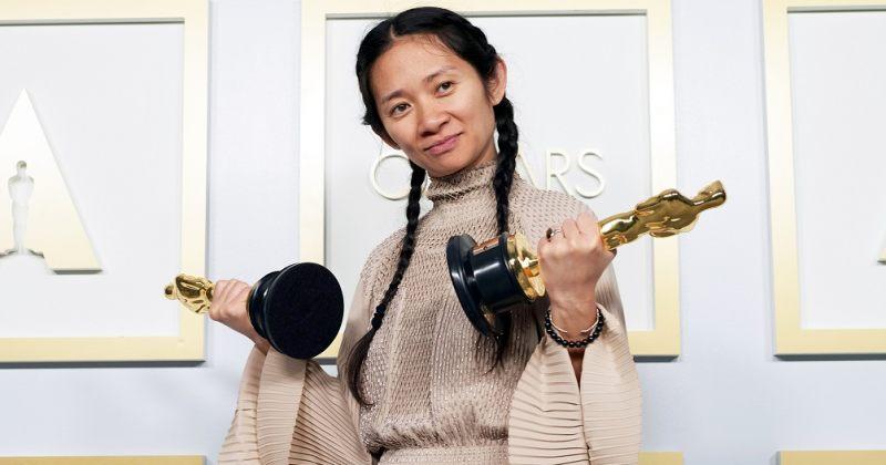 ჩინურ მედიას რეჟისორ ქლოე ჟაოს გამარჯვების შესახებ წერა ეკრძალება