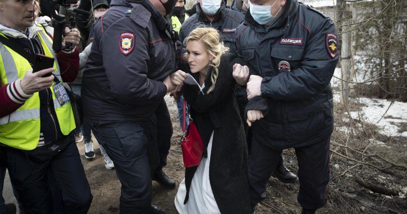 რუსეთში ალექსეი ნავალნის ექიმი, ანასტასია ვასილიევა, დააკავეს