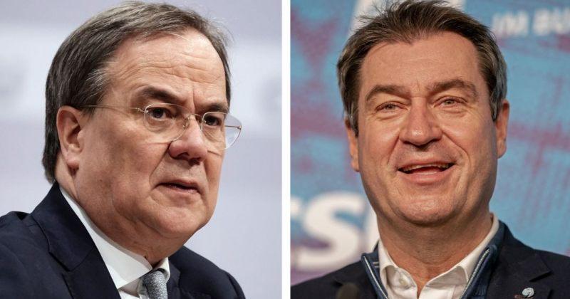 გერმანიაშიკონსერვატიული ბლოკის ლიდერები კანცლერის კანდიდატურაზე იმსჯელებენ