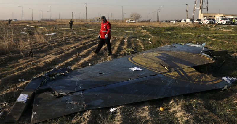 ირანმა 10 ოფიციალურ პირს უკრაინული სამგზავრო თვითმფრინავის ჩამოგდებისთვის ბრალი წაუყენა