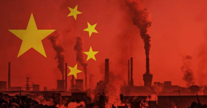 2021 წლის პირველ კვარტალში ჩინეთის ეკონომიკა 18.3%-ით გაიზარდა