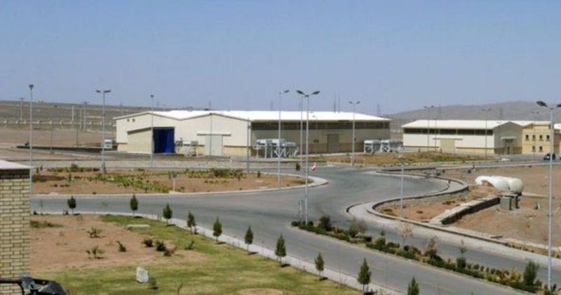 ირანში ნათანზის ბირთვულ კომპლექსში ელექტროგაყვანილობის პრობლემა გაჩნდა