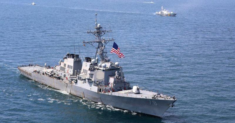 უკრაინის მხარდაჭერის ნიშნად აშშ შავ ზღვაში სამხედრო ხომალდების გაგზავნას განიხილავს