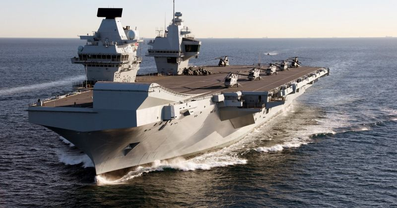 SUNDAY TIMES: მაისში დიდი ბრიტანეთი შავ ზღვაში სამხედრო გემებს გაგზავნის