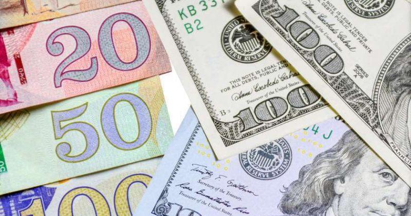 ეროვნულმა ბანკმა 27 მილიონი დოლარი გაყიდა, ლარი კი 0.67 თეთრით გამყარდა