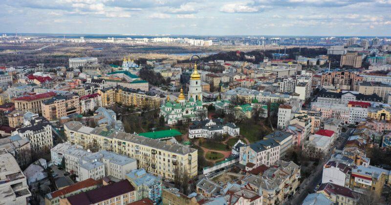 კიევი ბუნკერების რუკას ავრცელებს, იმ შემთხვევაში, თუ რუსეთი უკრაინაში შეიჭრა