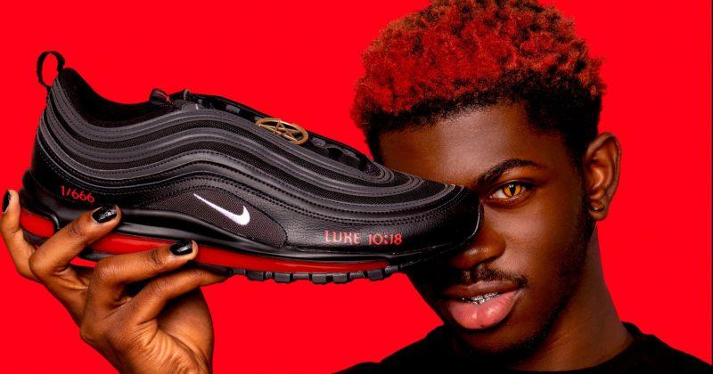 """Lil Nas X-მა """"სატანის ფეხსაცმელები"""" Nike-ის ნებართვის გარეშე გაყიდა"""
