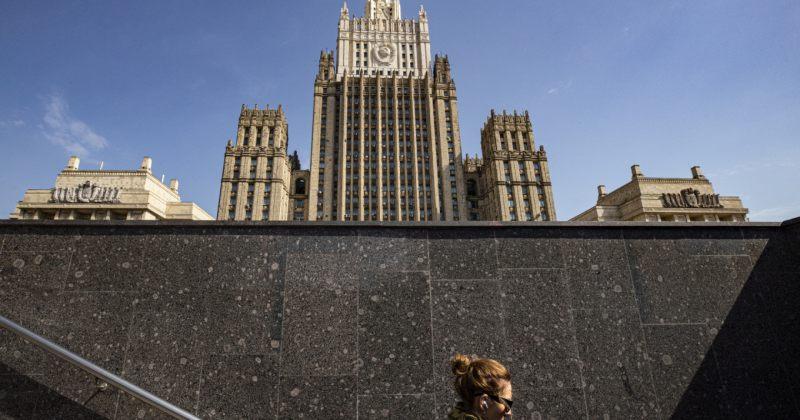 პრაღის საპასუხოდ, რუსეთი 20 ჩეხ დიპლომატს აძევებს