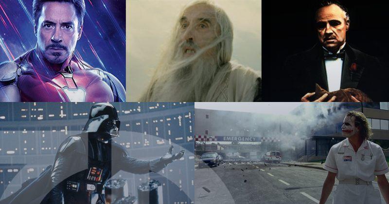 საინტერესო ფაქტები ცნობილი ფილმების შესახებ, რომლებიც შესაძლოა, არ იცოდით
