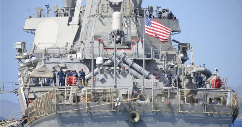 აშშ შავ ზღვაში 2 სამხედრო ხომალდს აღარ გაგზავნის