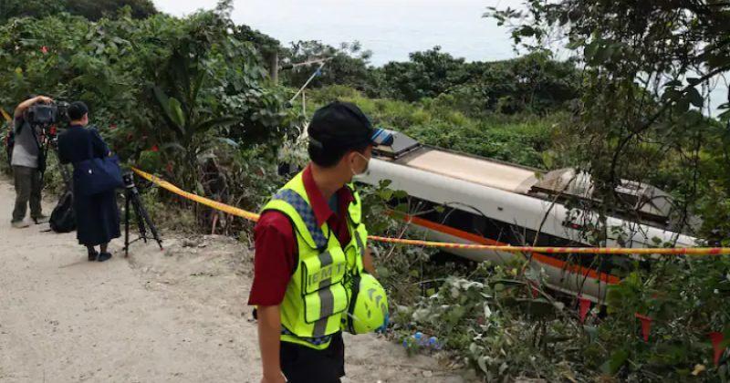 ტაივანში სარკინიგზო კატასტროფაში 48 ადამიანი გარდაიცვალა
