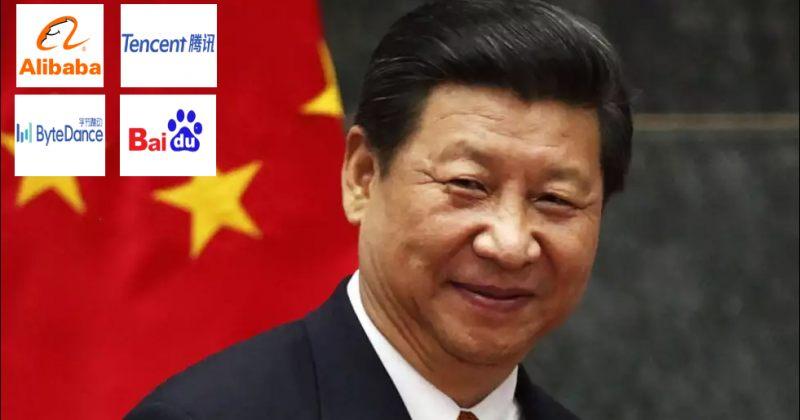 ჩინურმა კომპანიებმა კომუნისტური მთავრობის წინაშე მორჩილების პირობა დადეს