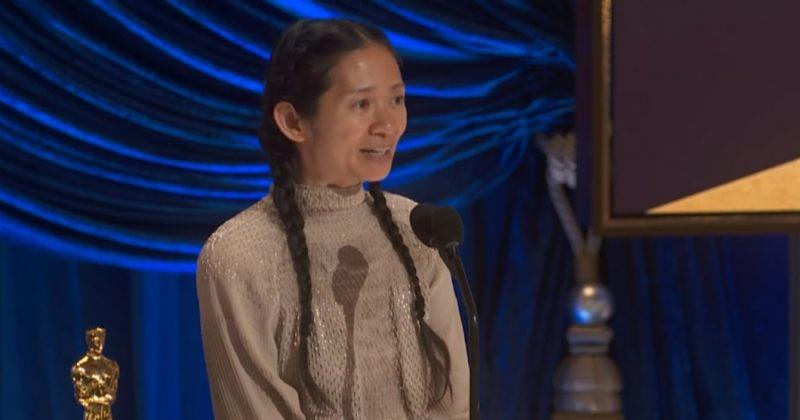 ქლოე ჟაო კინოს ისტორიაში მეორე ოსკაროსანი რეჟისორი ქალია