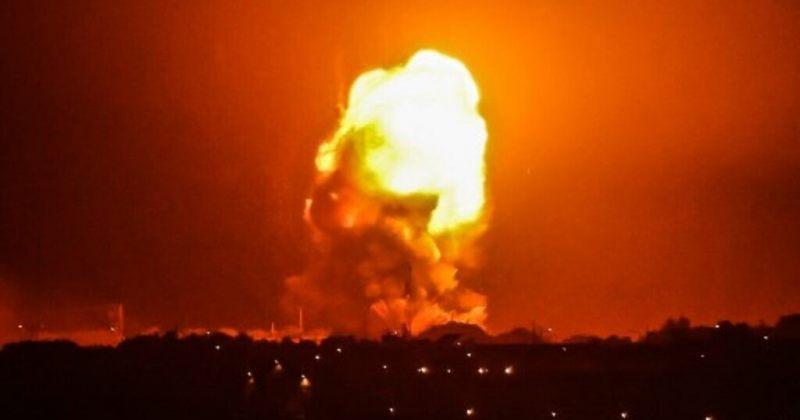 ისრაელის თავდაცვის ძალები: ღაზას სექტორში 500 სამიზნეს დავარტყით
