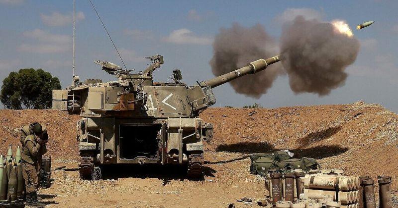 ისრაელის თავდაცვის ძალები: საჰაერო და სახმელეთო ძალები ღაზას უტევენ