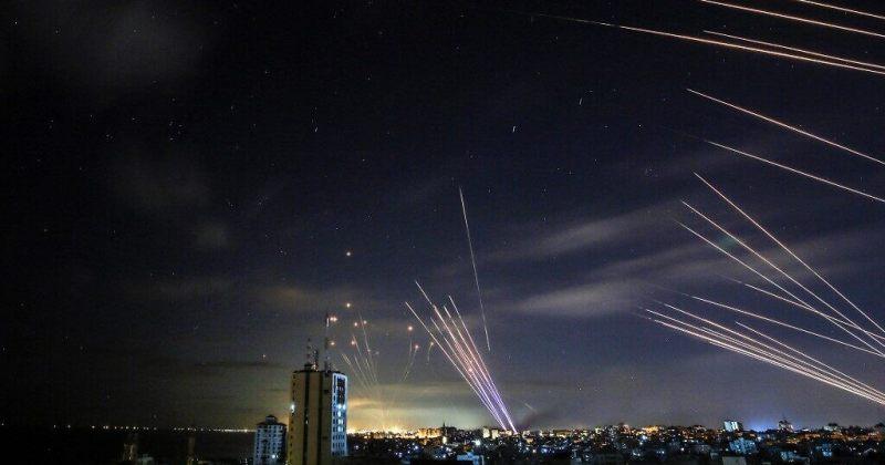 ისრაელის თავდაცვის ძალები: 16 მაისის ღამეს ჰამასმა ისრაელის მიმართულებით 130 რაკეტა ისროლა