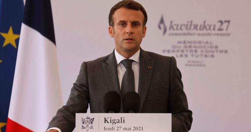 მაკრონმა რუანდის გენოციდში საფრანგეთის პასუხისმგებლობა აღიარა და პატიება ითხოვა