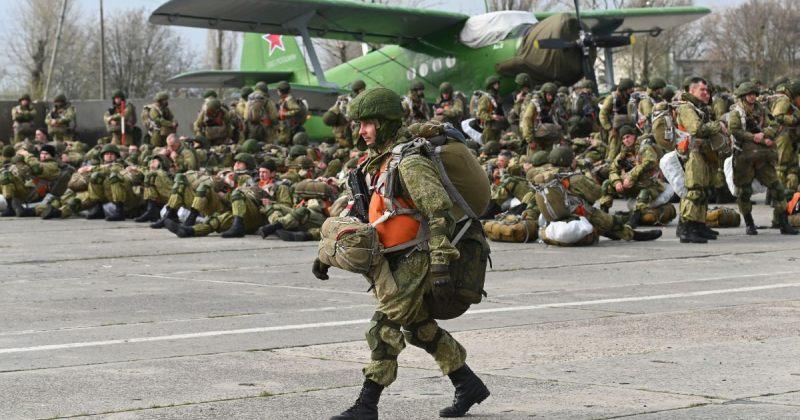უკრაინა: რუსეთს ჩვენს საზღვართან, დაახლოებით, 100 000 ჯარისკაცი კვლავ განლაგებული ჰყავს