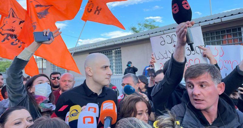 მელია: ამ ბრძოლის გამარჯვების გვირგვინი ვერ ვიქნები, რახან ეს პოლიტიკური ციხე დავტოვე