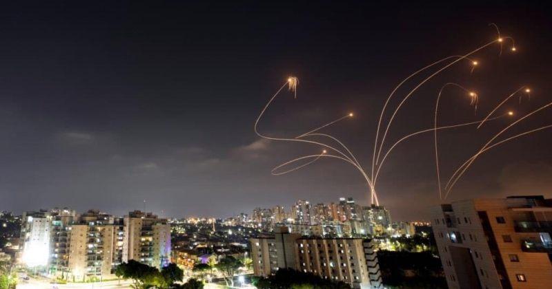 ისრაელი: 10 მაისიდან ღაზის სექტორიდან ისრაელის მიმართულებით 1000-ზე მეტი რაკეტა ისროლეს