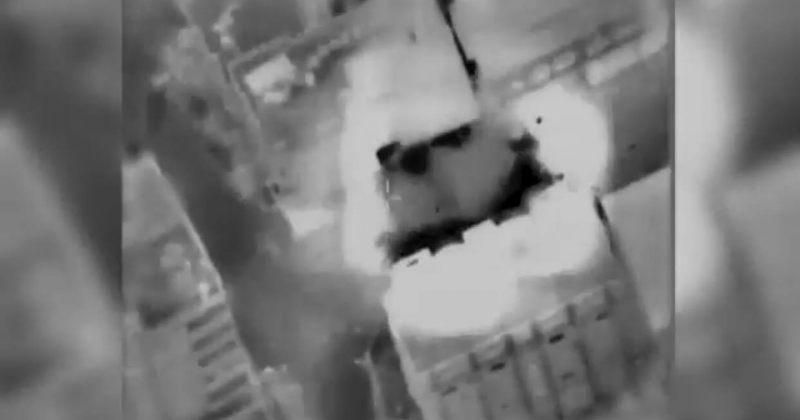 ისრაელის თავდაცვის ძალებმა ჰამასის სამხედრო სადაზვერვოს დაარტყეს [VIDEO]