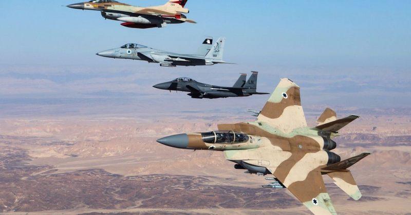IDF: ისრაელის თვითმფრინავებმა ჰამასის ობიექტებს დაარტყეს