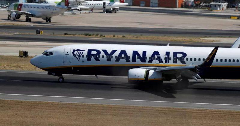 RYANAIR-ის რეისი ბომბის შესახებ გაფრთხილების გამო ბერლინის აეროპორტში საგანგებოდ დაეშვა