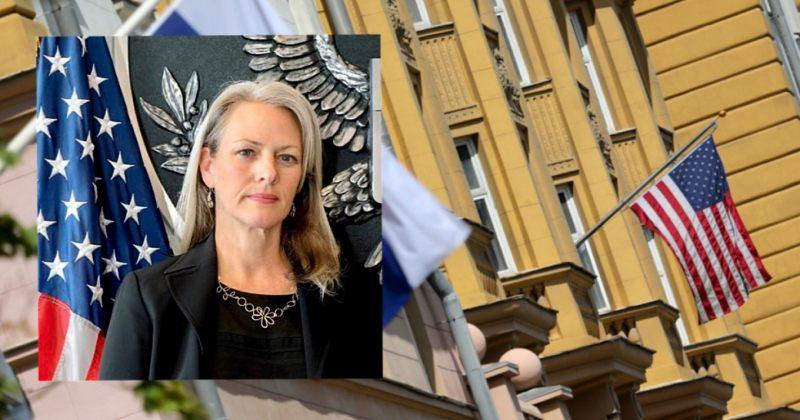 რუსეთი აშშ-ს საელჩოს პრესმდივანს ქვეყნიდან აძევებს