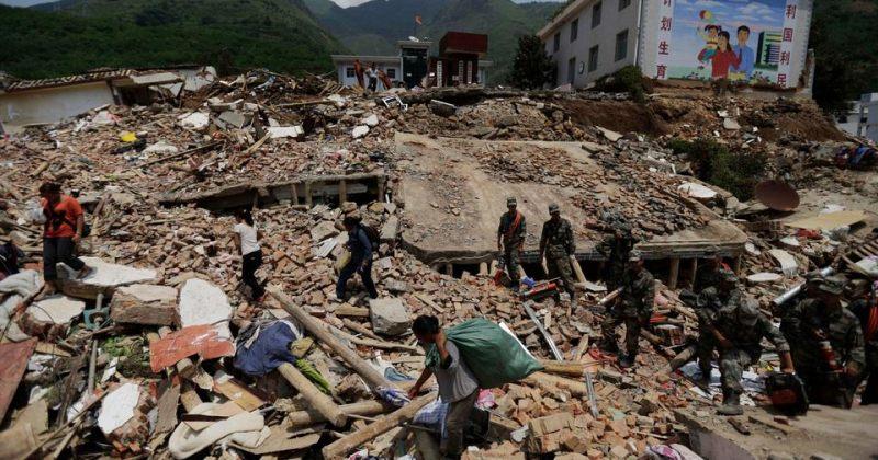 ჩინეთში ძლიერი მიწისძვრა მოხდა, გარდაცვლილია სულ მცირე ერთი ადამიანი