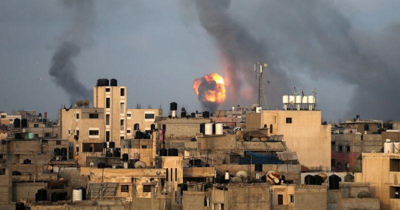 ისრაელის საპასუხო ცეცხლს ღაზის სექტორში 23 ადამიანი ემსხვერპლა, აქედან 9 ბავშვი