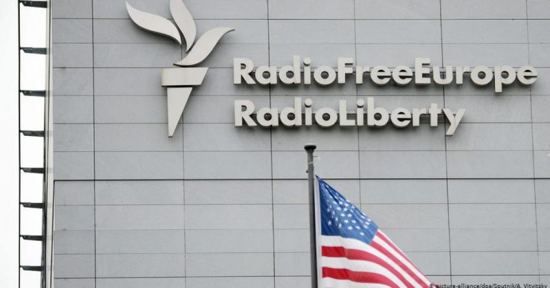 რუსეთმა რადიო თავისუფლებას მოსკოვში საბანკო ანგარიშებიგაუყინა