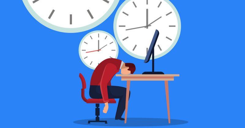 ჯანმო: ხანგრძლივი სამუშაო საათები წელიწადში 745 000-მდე ადამიანს კლავს