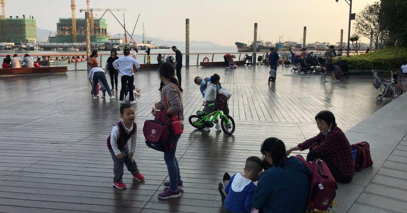 ჩინეთში წყვილებს სამი შვილის ყოლის უფლებას აძლევენ
