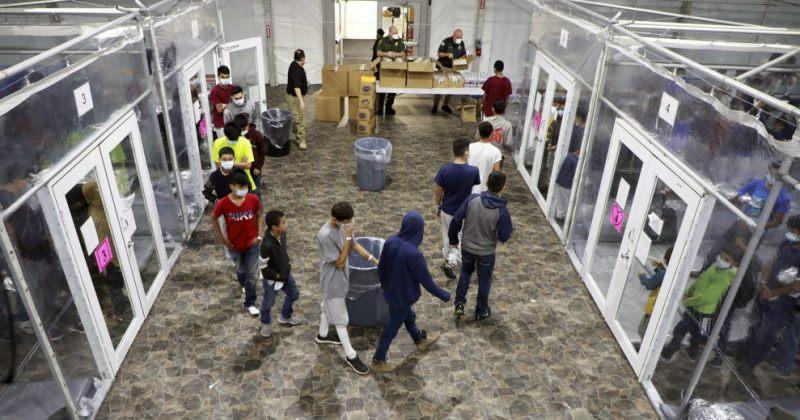 მცირეწლოვანი არალეგალი მიგრანტების შესაფარებლად აშშ $2 მილიარდ დოლარს გამოყოფს