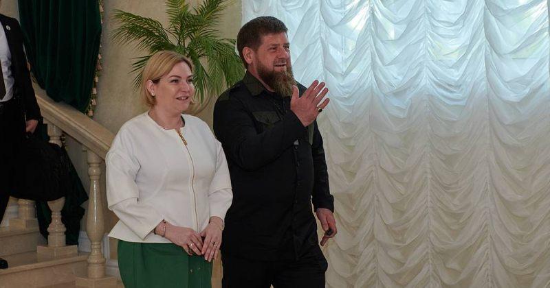რუსეთის კულტურის მინისტრი და რამზან კადიროვი დოკუმენტურ ფილმს გადაიღებენ