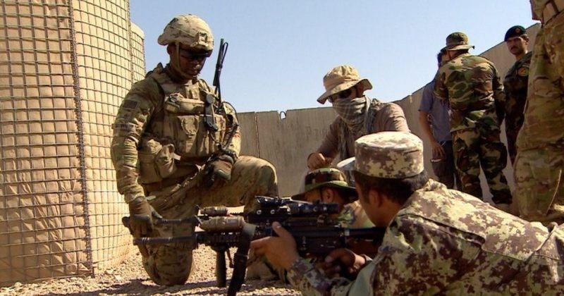 WSJ: ავღანეთიდან გამოსული აშშ-ს ჯარები, შესაძლოა, ტაჯიკეთსა და უზბეკეთში განთავსდეს
