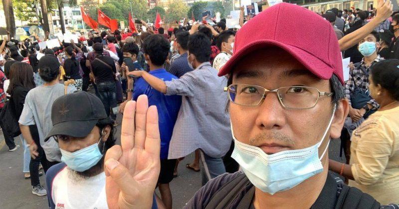 მიანმარში იაპონელ ჟურნალისტს ცრუ ინფორმაციის გავრცელების ბრალდება წაუყენეს