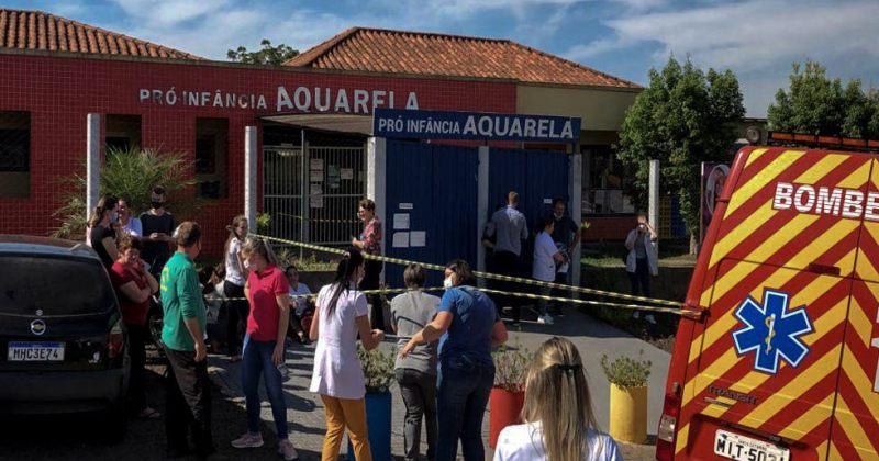 ბრაზილიაში საბავშვო ბაღს მაჩეტეთი შეიარაღებული კაცი დაესხა თავს