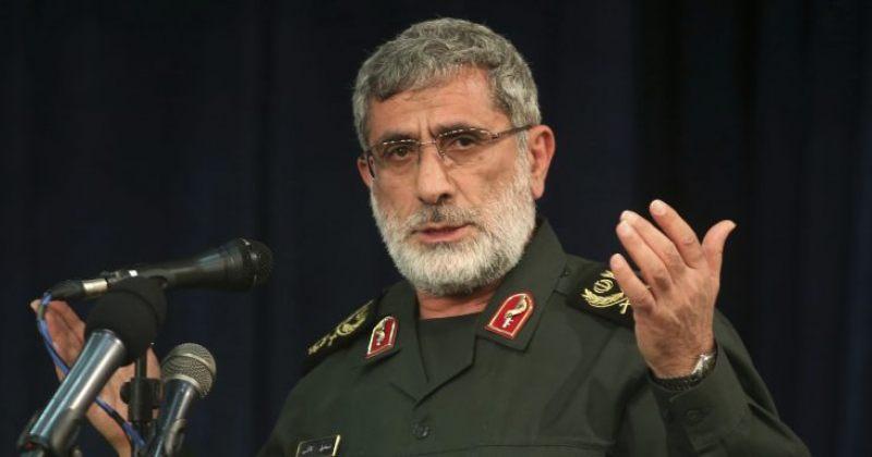 ირანისყუდსისმეთაურმა ტერორისტულ დაჯგუფება ჰამასს მხარდაჭერა გამოუცხადა